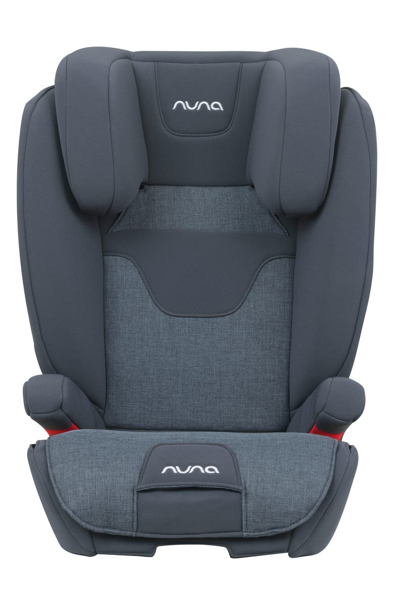 NUNA AACE<sup>™</sup> Booster Car Seat, Main, color, BLUE