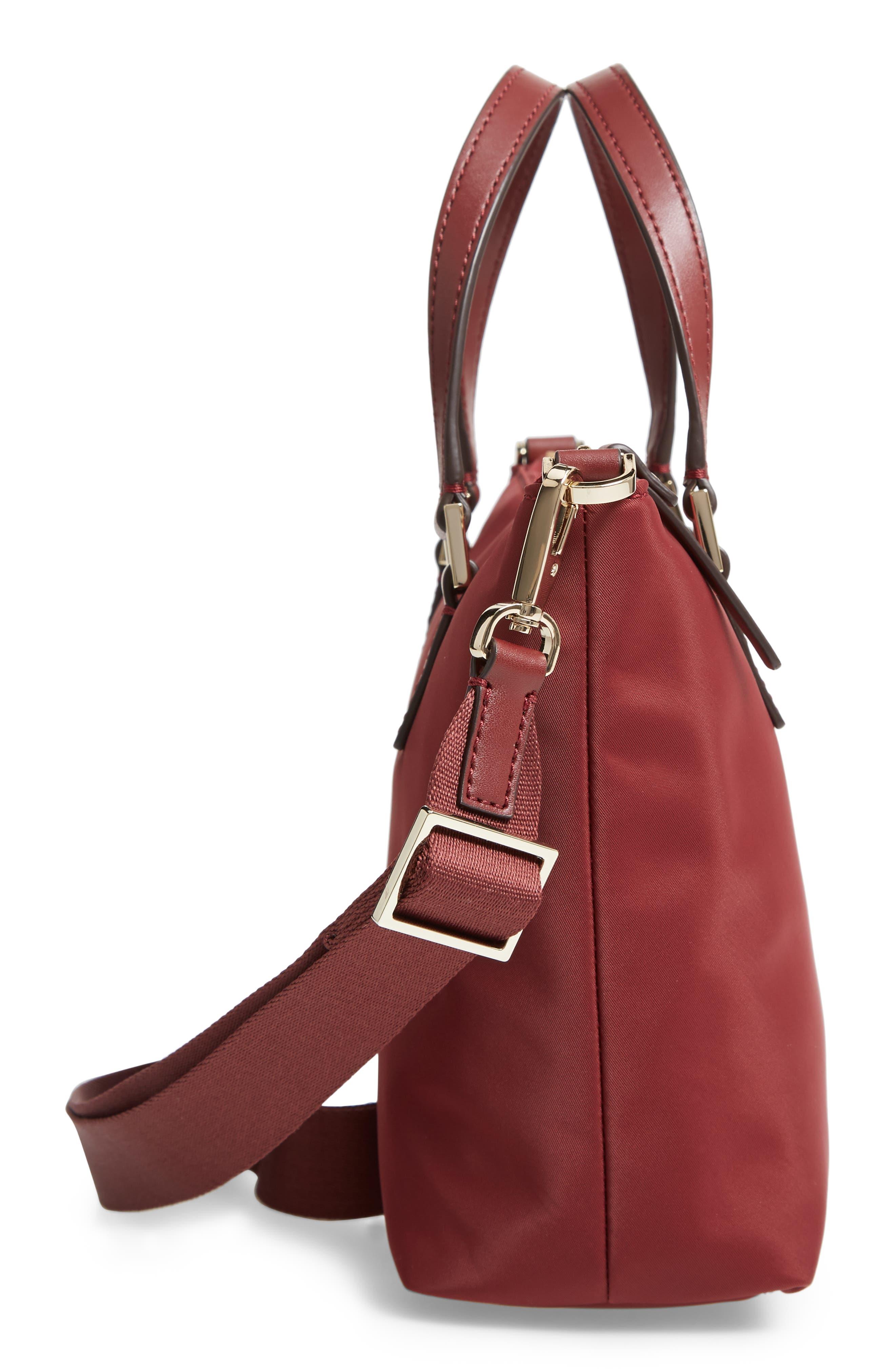 ,                             watson lane - lucie nylon crossbody bag,                             Alternate thumbnail 19, color,                             600