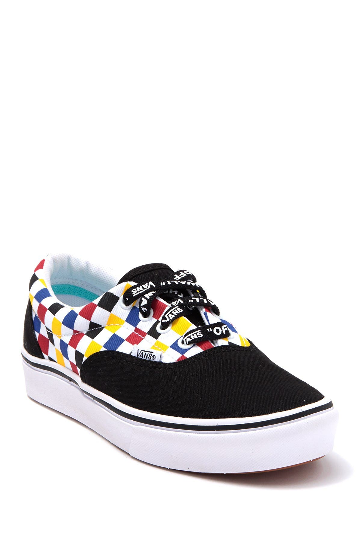 Image of VANS Checkered Comfy Cushion Authentic Sneaker