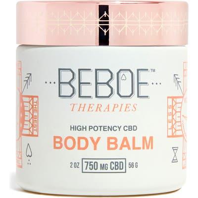 Beboe Therapies High Potency Cbd Body Balm
