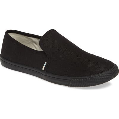Toms Clemente Slip-On B - Black