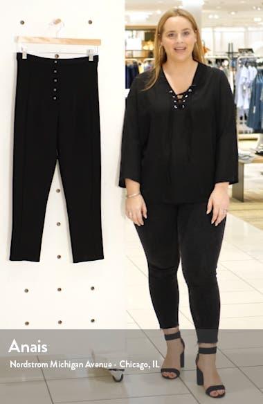 Skinny Capri Trousers, sales video thumbnail