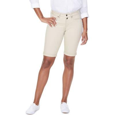 Nydj Briella Roll Cuff Bermuda Shorts