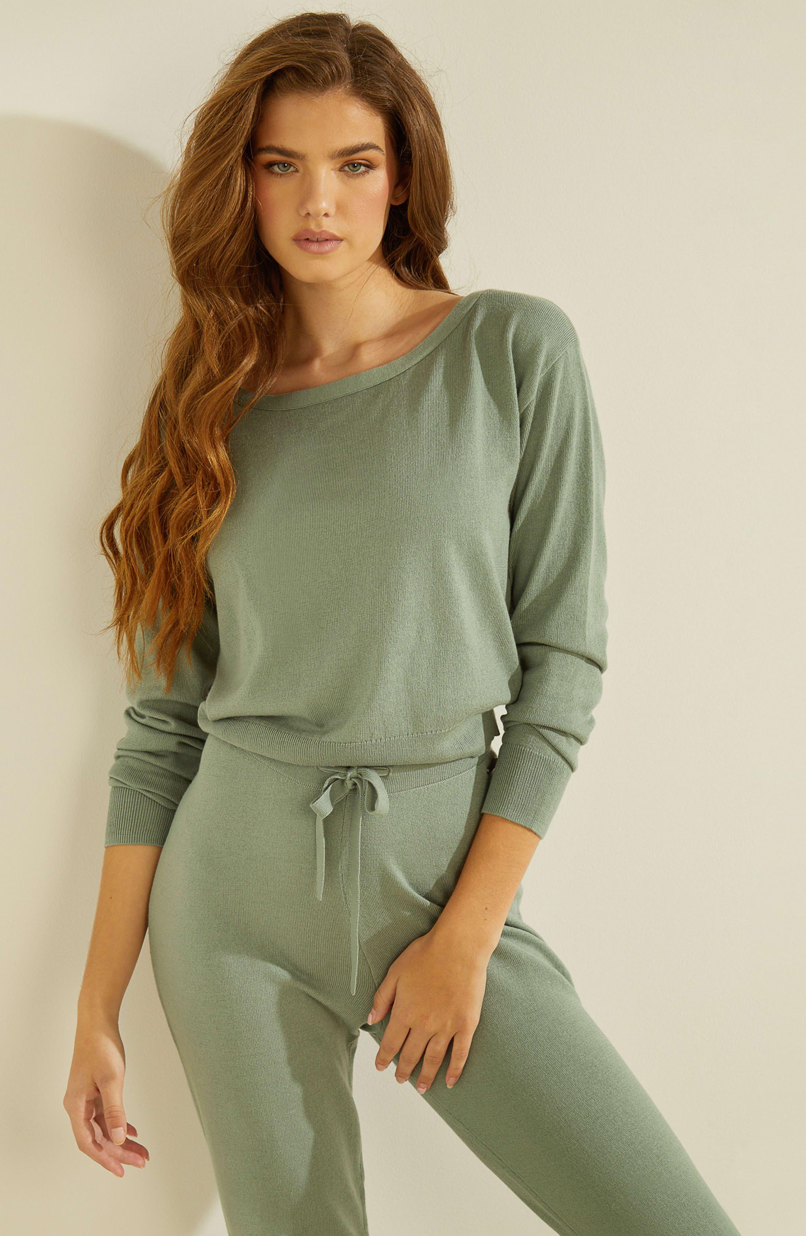 Tanya Crop Pullover