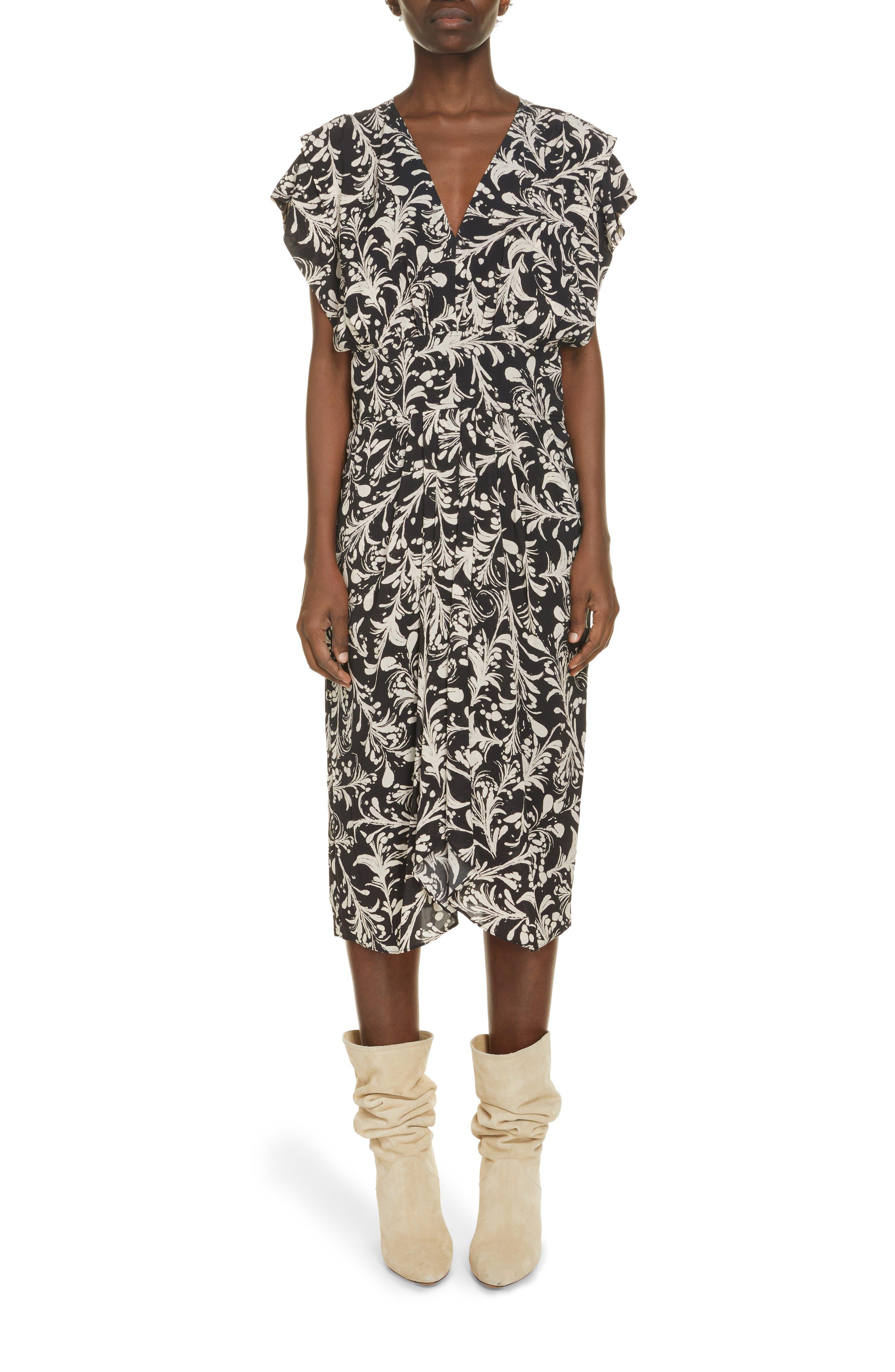 Women's Isabel Marant Etoile Omeya Floral Dress