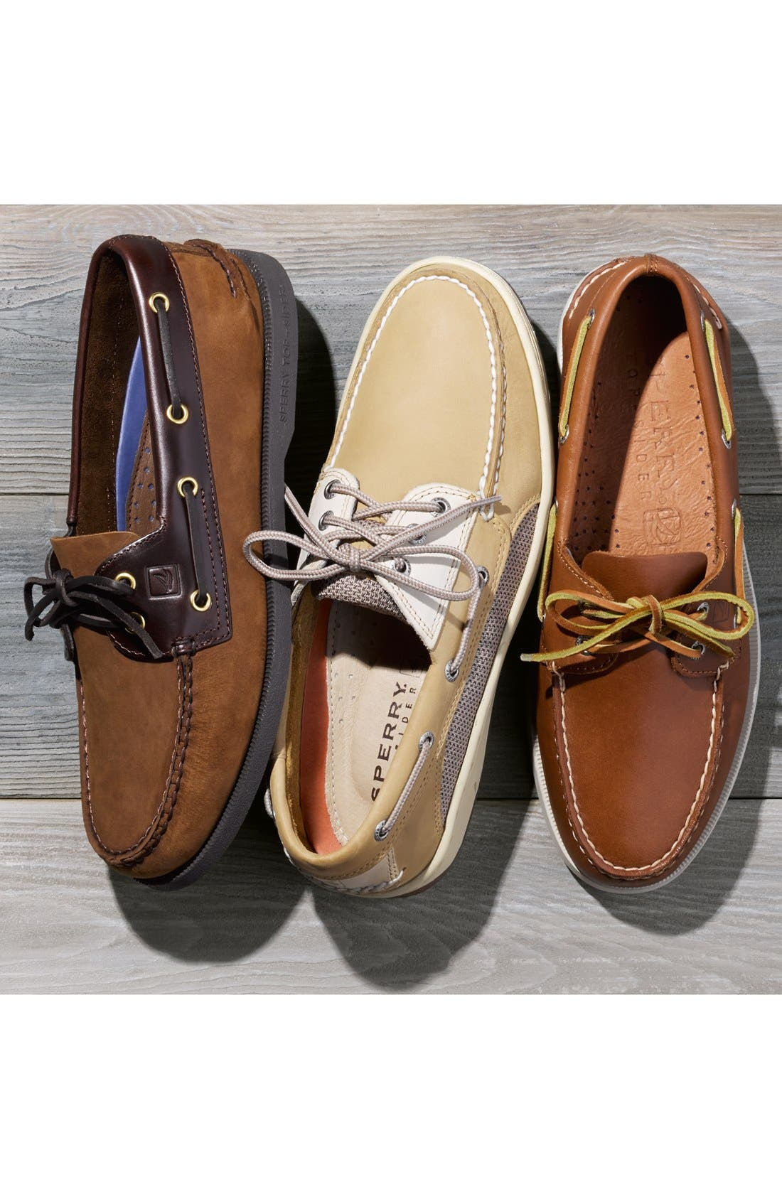 ,                             'Billfish' Boat Shoe,                             Alternate thumbnail 5, color,                             Dark Tan