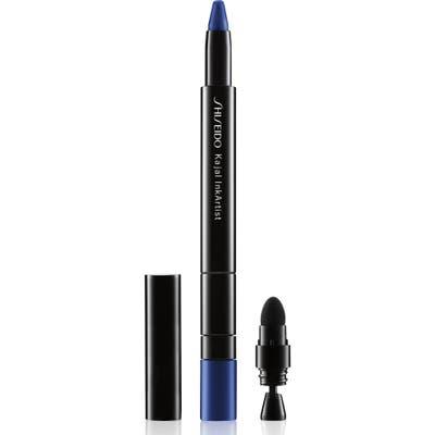 Shiseido Kajal Inkartist Eyeshadow, Liner & Brow Pencil - Gunjo Blue