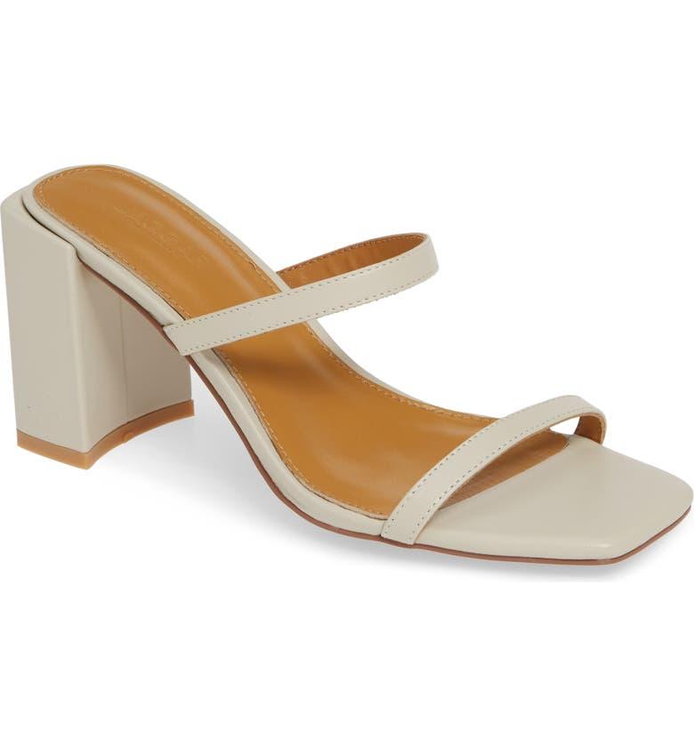 JAGGAR Strappy Slide Sandal, Main, color, 101