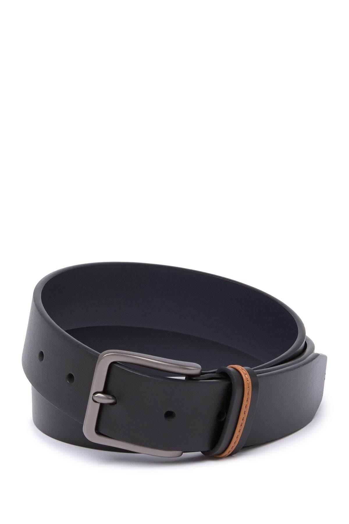 Image of Original Penguin Leather Belt
