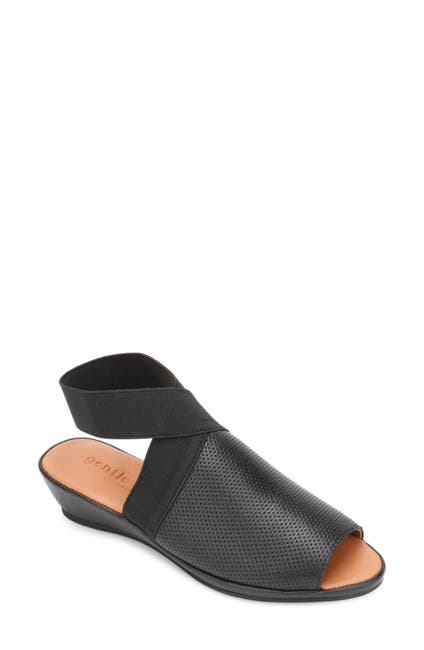 Image of Gentle Souls by Kenneth Cole Lily Wedge Sandal