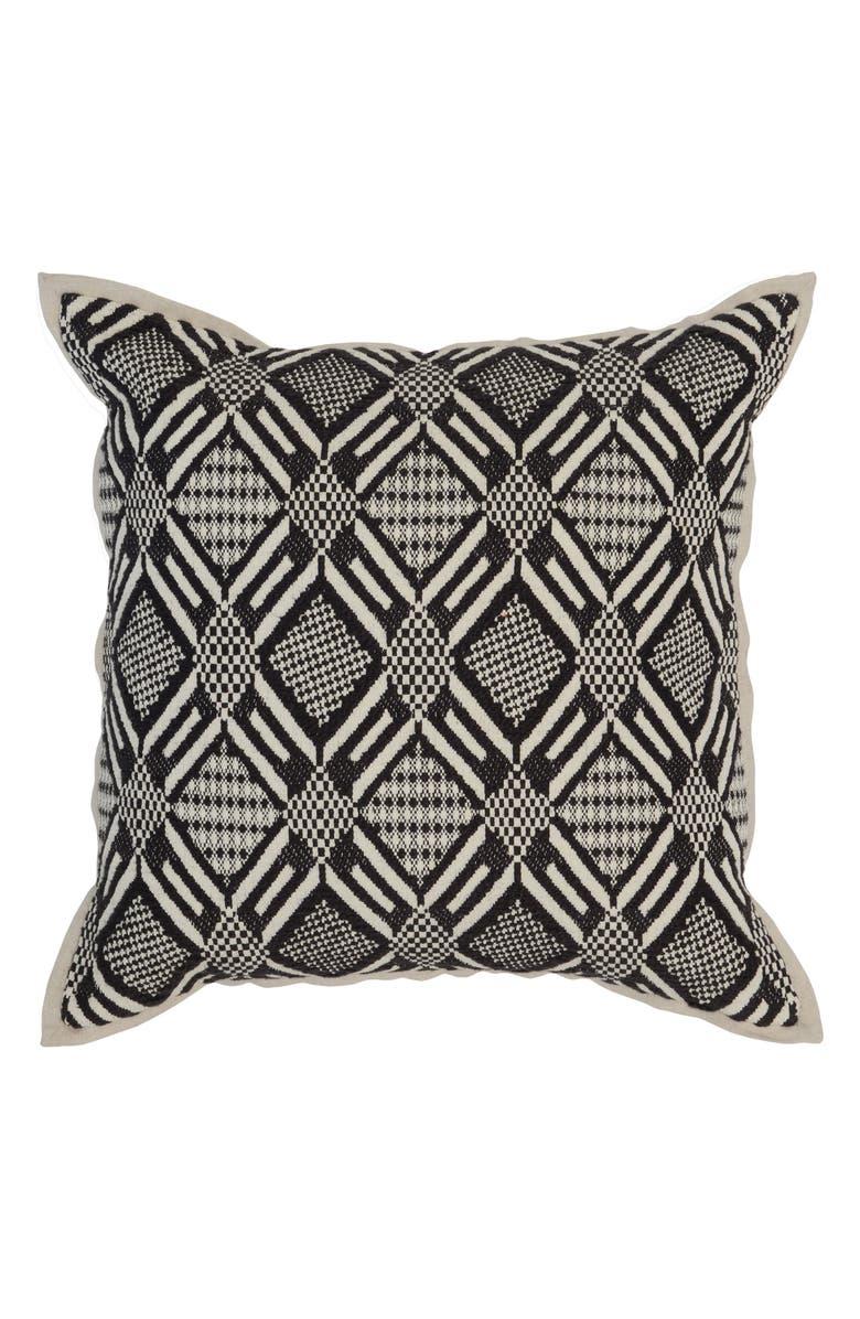 VILLA HOME COLLECTION Avila Accent Pillow, Main, color, 001