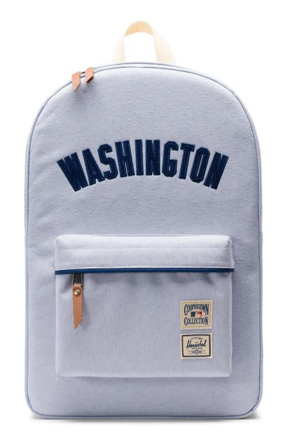 Herschel Supply Co. Backpacks HERITAGE - MLB COOPERSTOWN COLLECTION BACKPACK - GREY