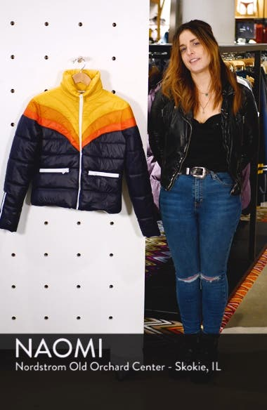 Early Riser Puffer Coat, sales video thumbnail