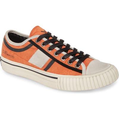 Bootleg By John Varvatos Low Top Sneaker, Orange