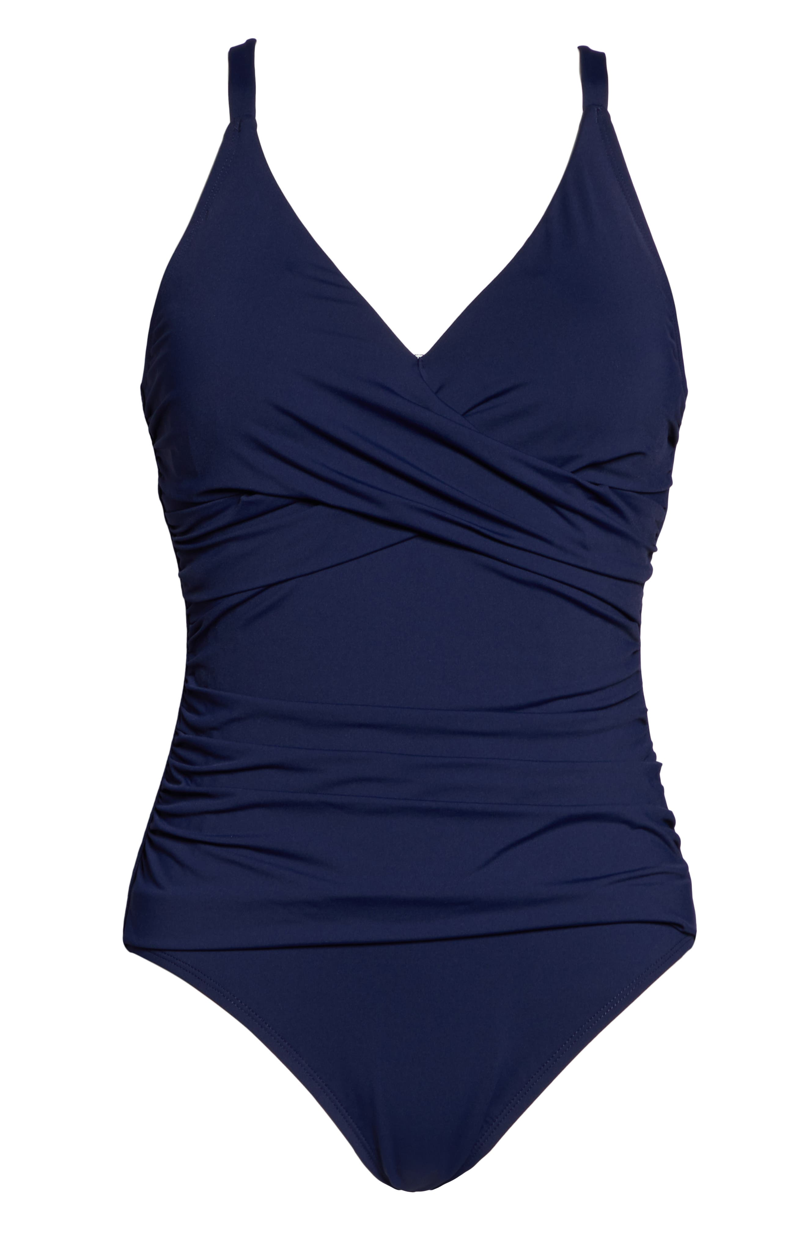 ,                             Pearl One-Piece Swimsuit,                             Alternate thumbnail 13, color,                             400