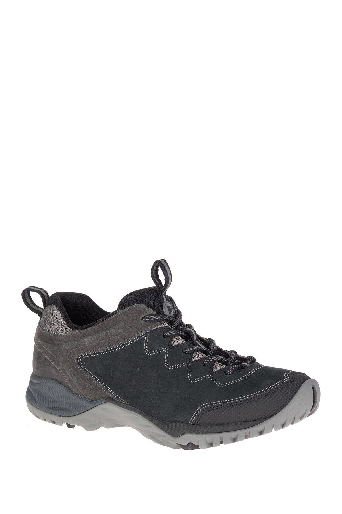 Image of Merrell Siren Traveller Leather Sneaker