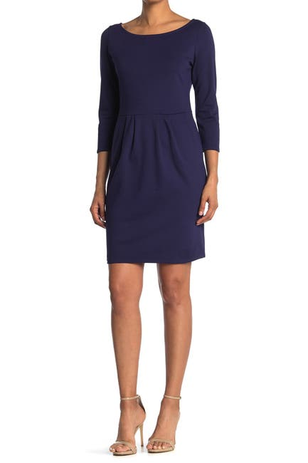 Image of Vanity Room Ponte Pocket Dress