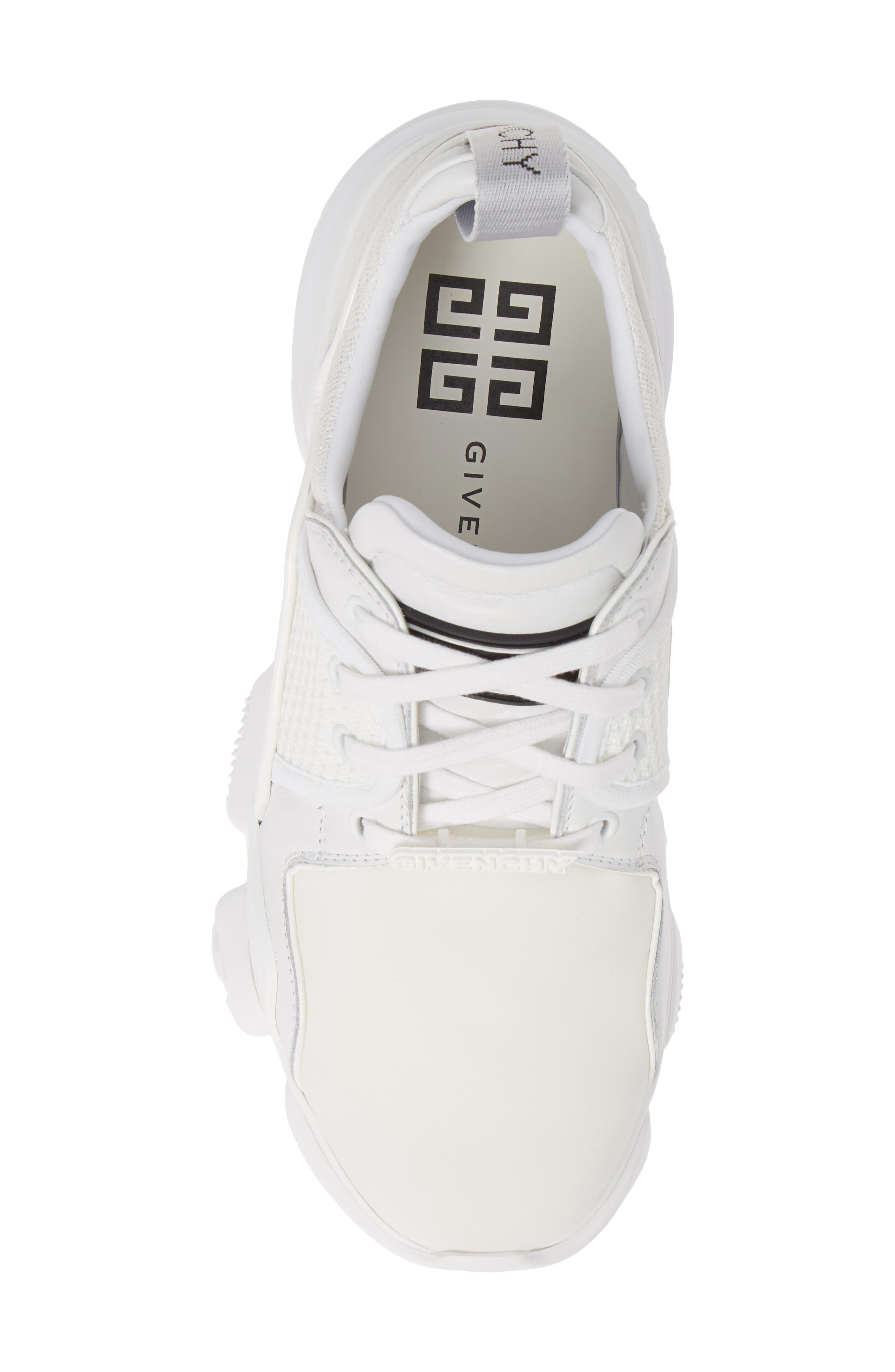 ,                             Jaw Sneaker,                             Alternate thumbnail 5, color,                             WHITE