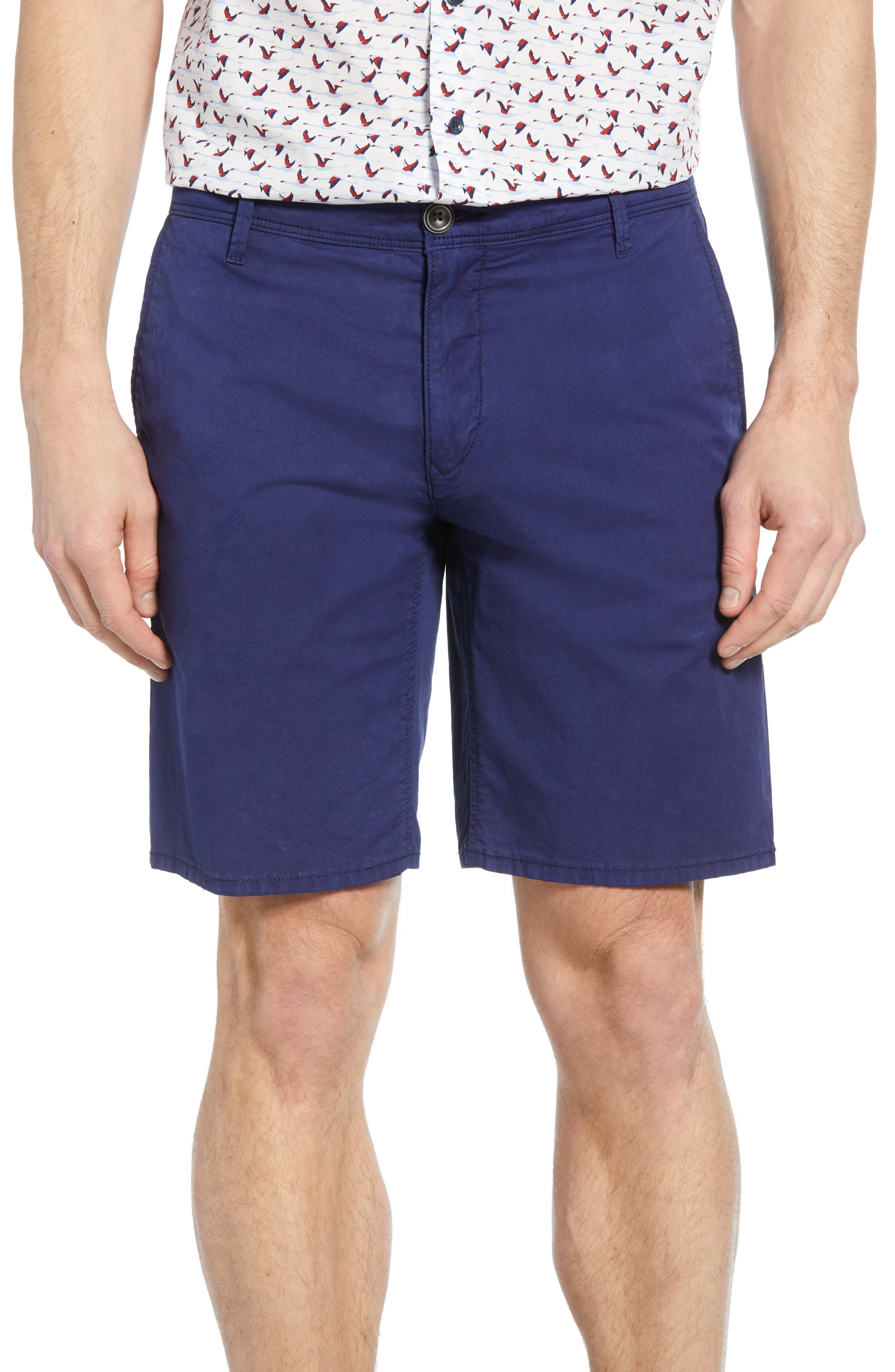 Image of RODD AND GUNN The Peaks Regular Fit Shorts