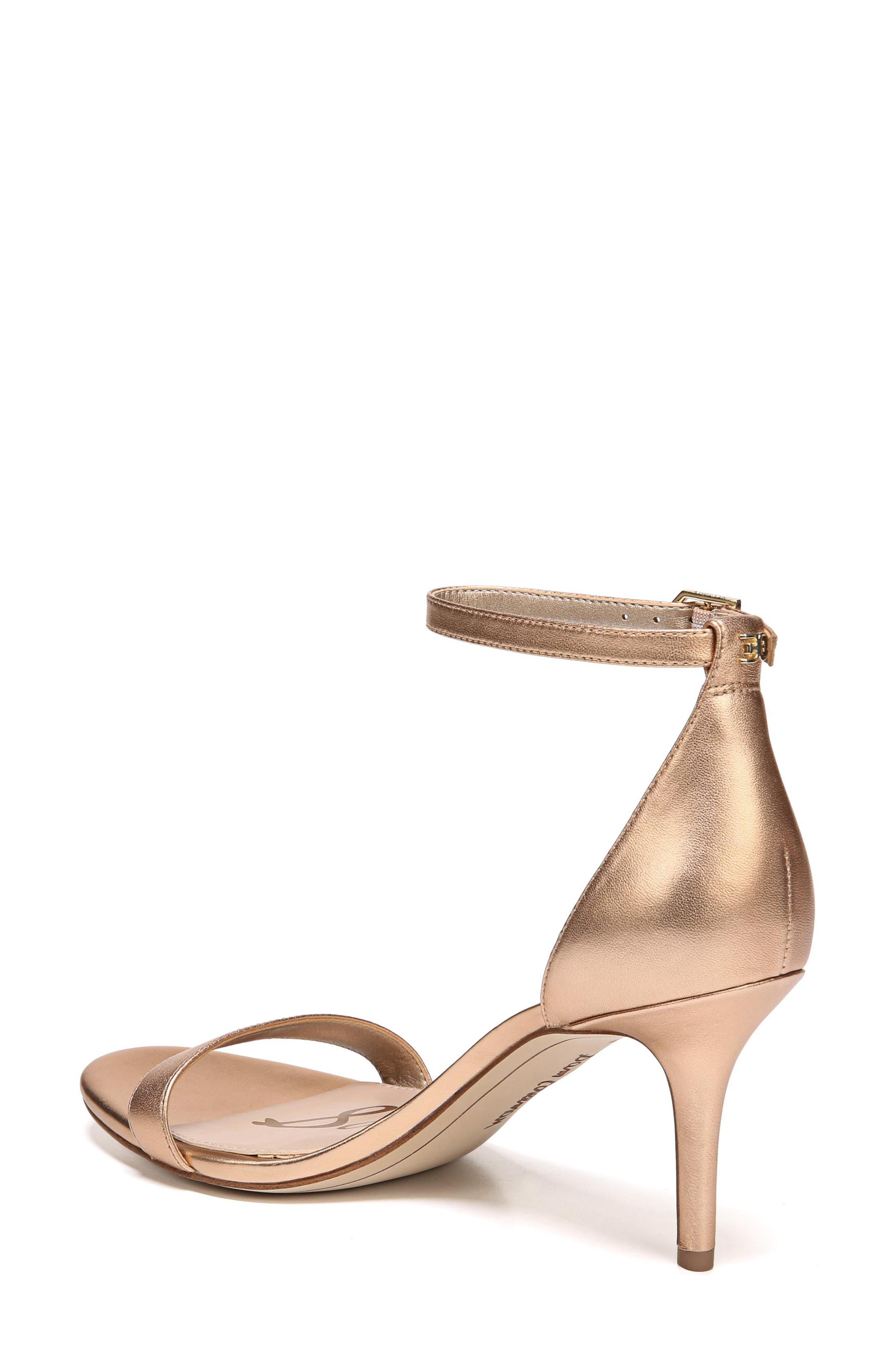 ,                             'Patti' Ankle Strap Sandal,                             Alternate thumbnail 72, color,                             221