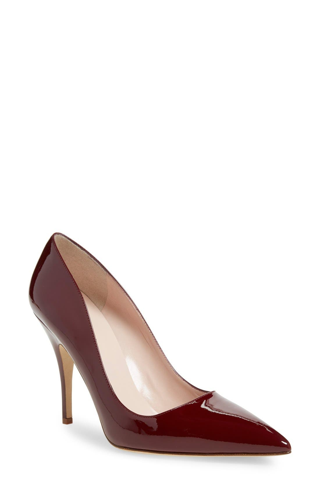 ,                             'licorice too' pump,                             Main thumbnail 234, color,                             645