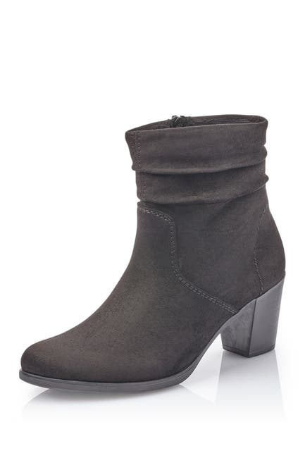 Image of Rieker Ivonne Block Heel Boot