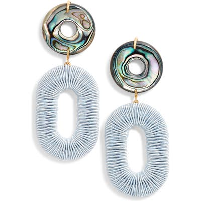 Lizzie Fortunato Adriatic Earrings