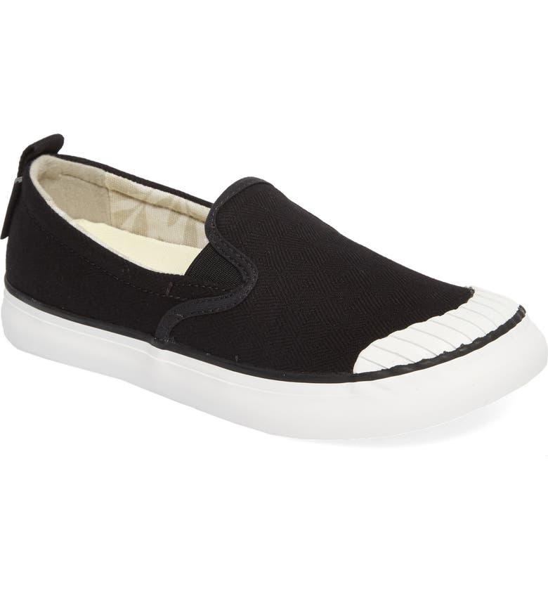 KEEN Elsa Slip-On Sneaker, Main, color, 001