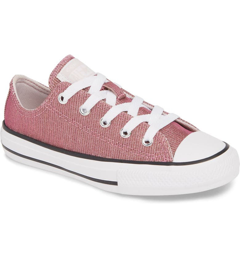 CONVERSE Chuck Taylor<sup>®</sup> All Star<sup>®</sup> Space Star Sparkle Sneaker, Main, color, SPACE STAR