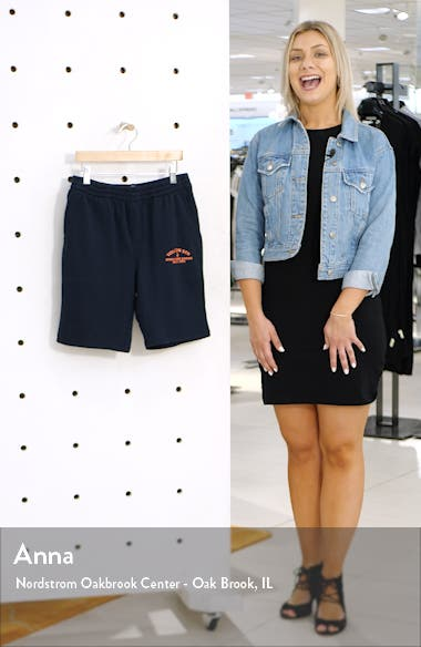 Warner Fleece Shorts, sales video thumbnail