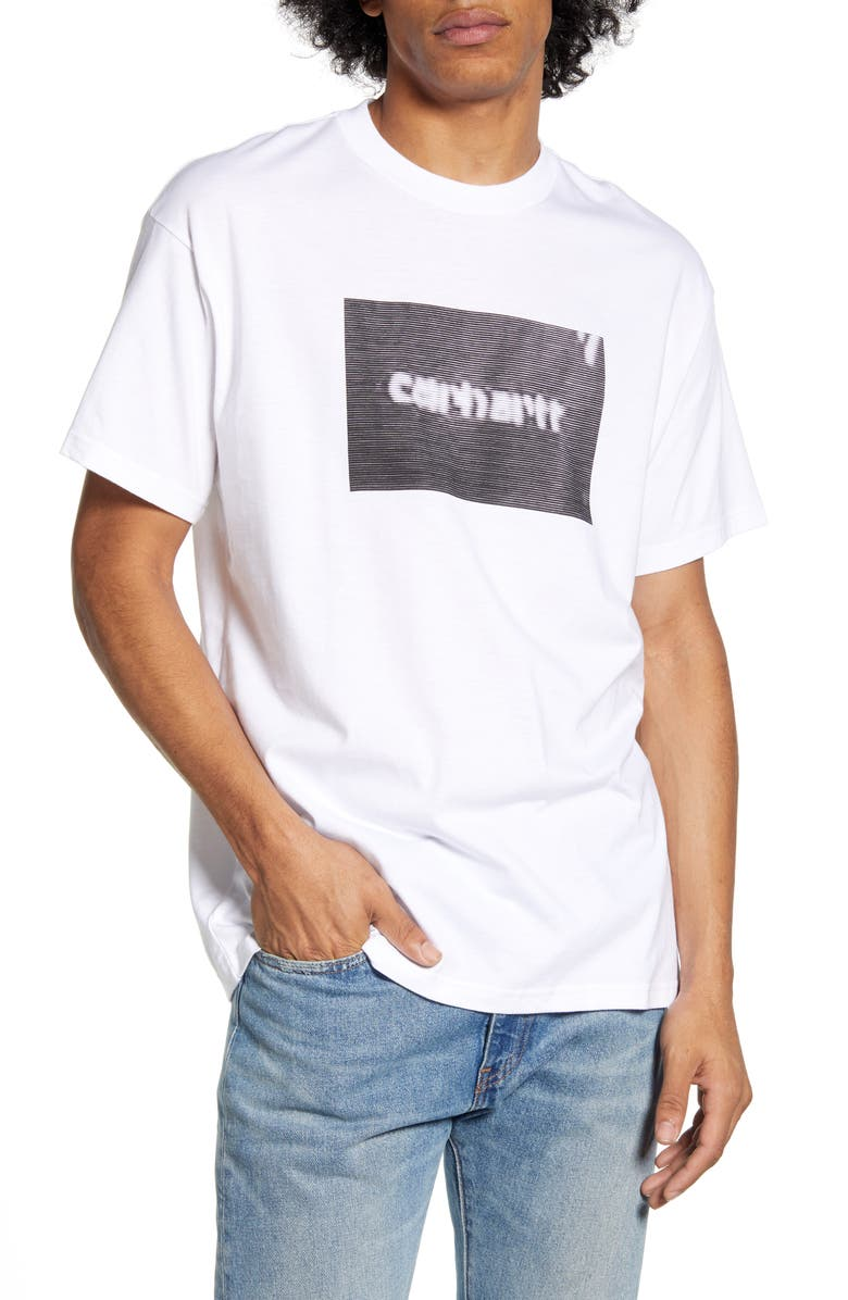 CARHARTT WORK IN PROGRESS Security T-Shirt, Main, color, 100