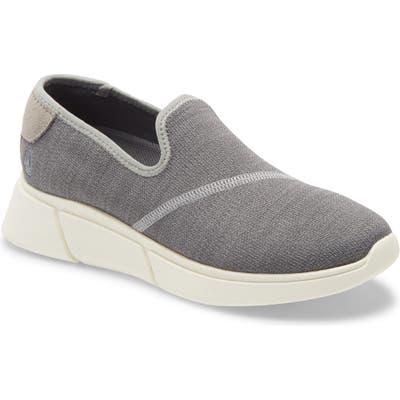Hush Puppies Makenna Slip-On Sneaker, Grey