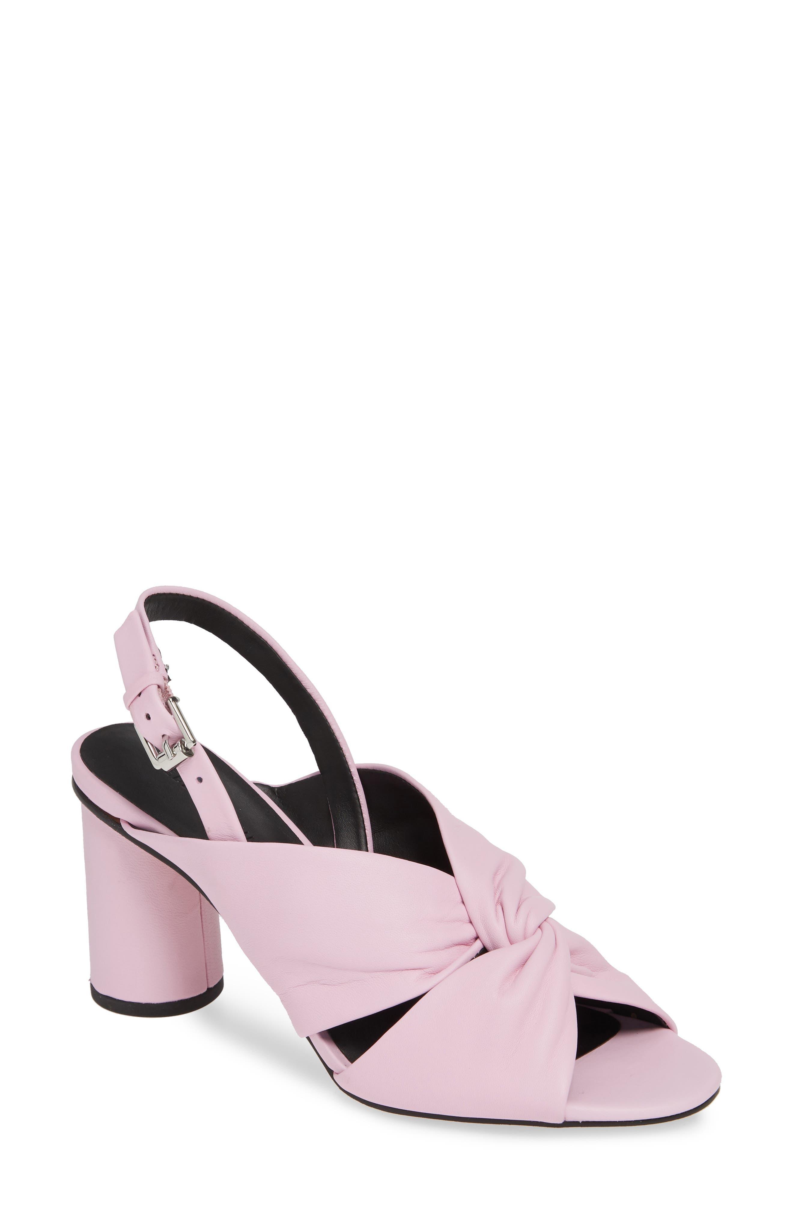 Rebecca Minkoff Agata Slingback Sandal, Purple