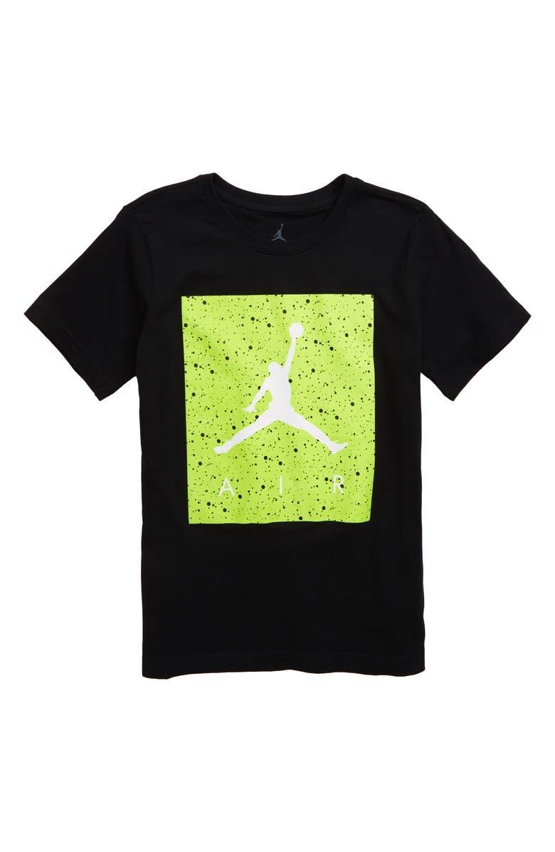 JORDAN Poolside Graphic T-Shirt, Main, color, 019