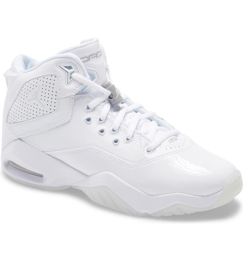 JORDAN B'Loyal Basketball Shoe, Main, color, 100