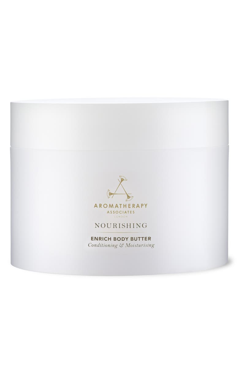 AROMATHERAPY ASSOCIATES Nourishing Enrich Body Butter, Main, color, NO COLOR