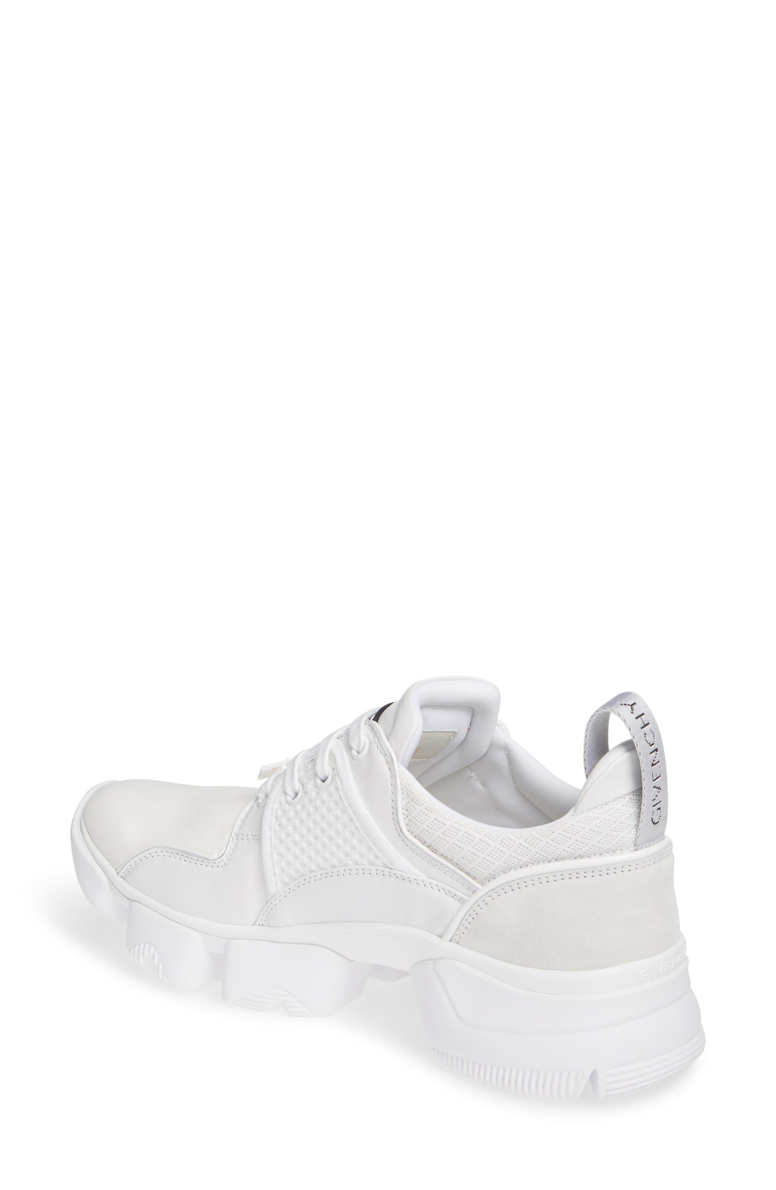 ,                             Jaw Sneaker,                             Alternate thumbnail 2, color,                             WHITE