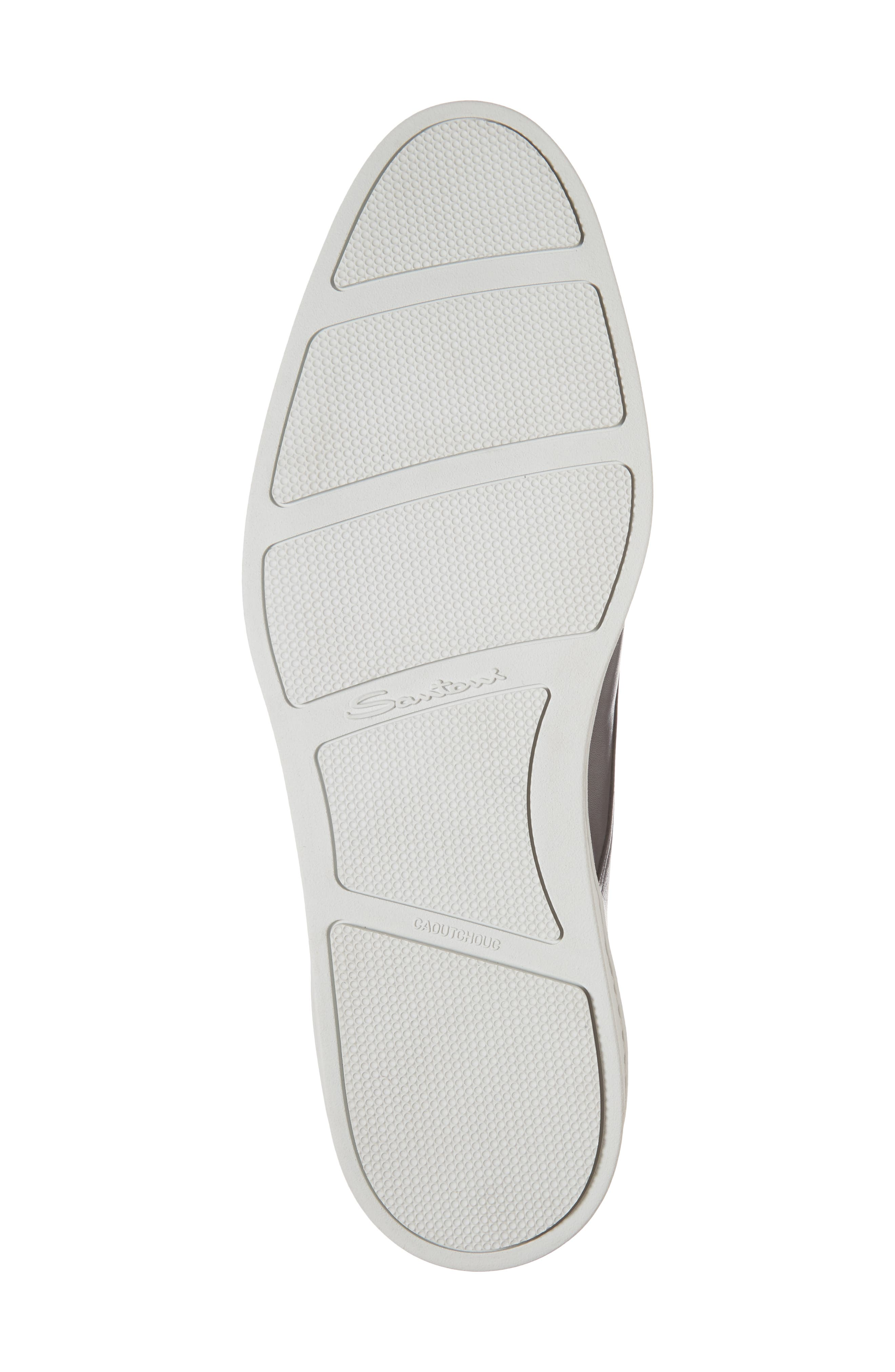 ,                             Fremont Double Monk Strap Shoe,                             Alternate thumbnail 6, color,                             GREY