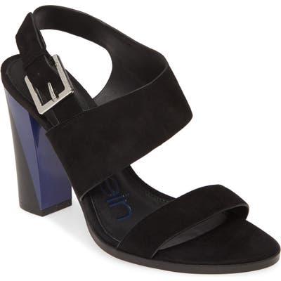 Calvin Klein Carina Sandal, Black