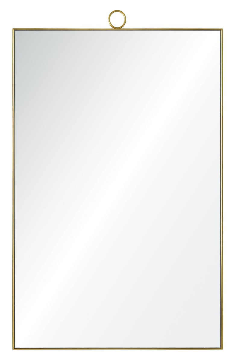 RENWIL Vertice Wall Mirror, Main, color, GLASS