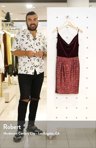 Julissa Sleeveless Sheath Dress, sales video thumbnail
