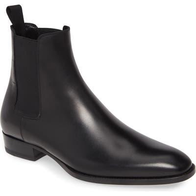 Saint Laurent Chelsea Boot, Black