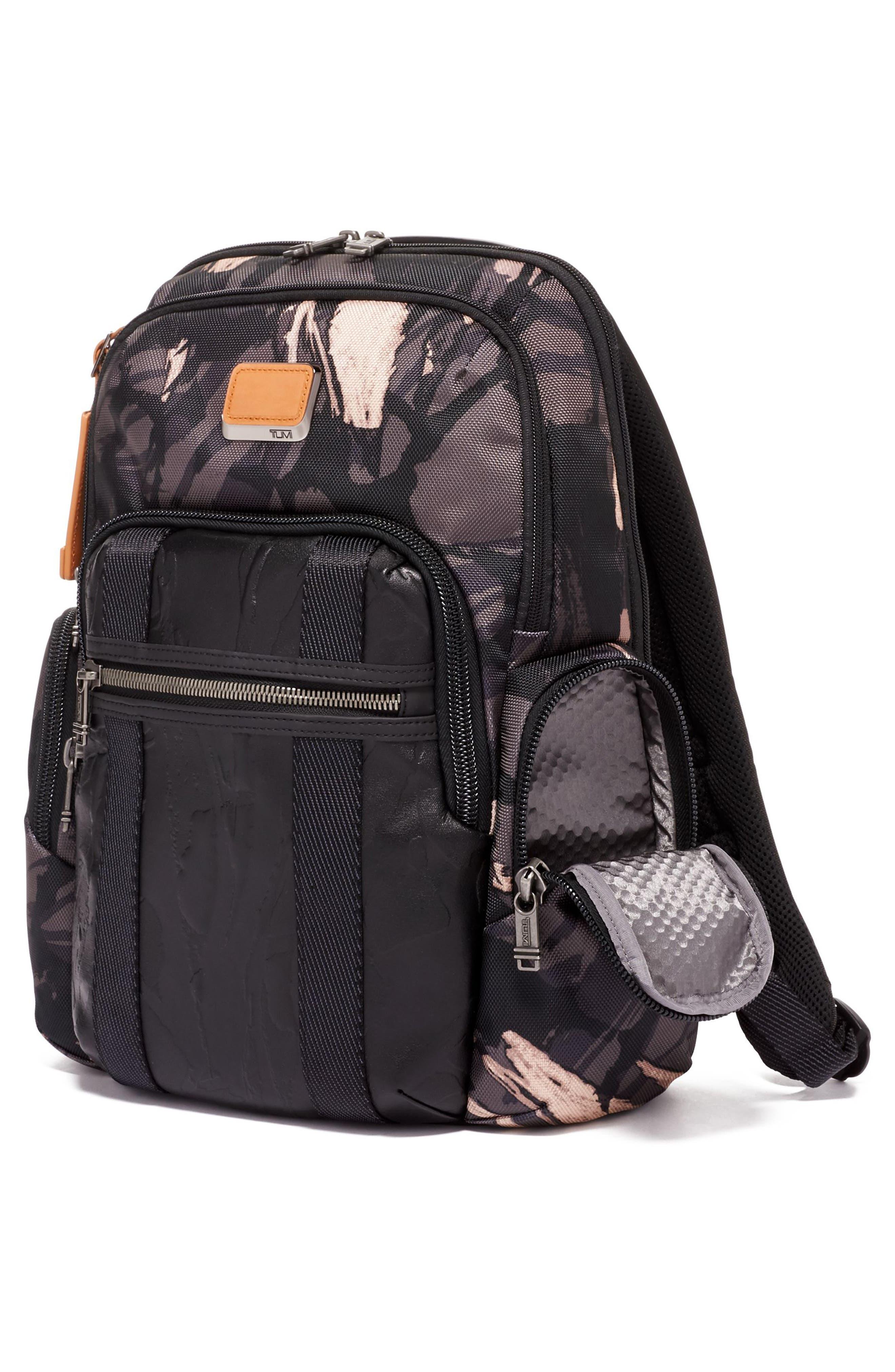 ,                             Alpha Bravo Nellis Backpack,                             Alternate thumbnail 4, color,                             GREY HIGHLANDS PRINT