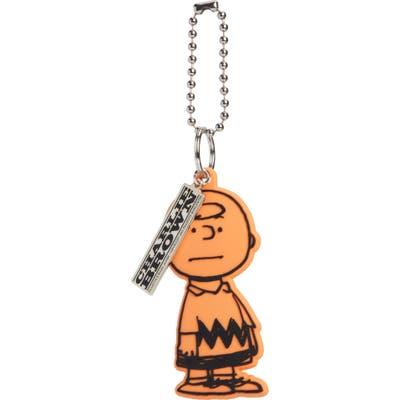Marc Jacobs X Peanuts Bag Charm - Orange