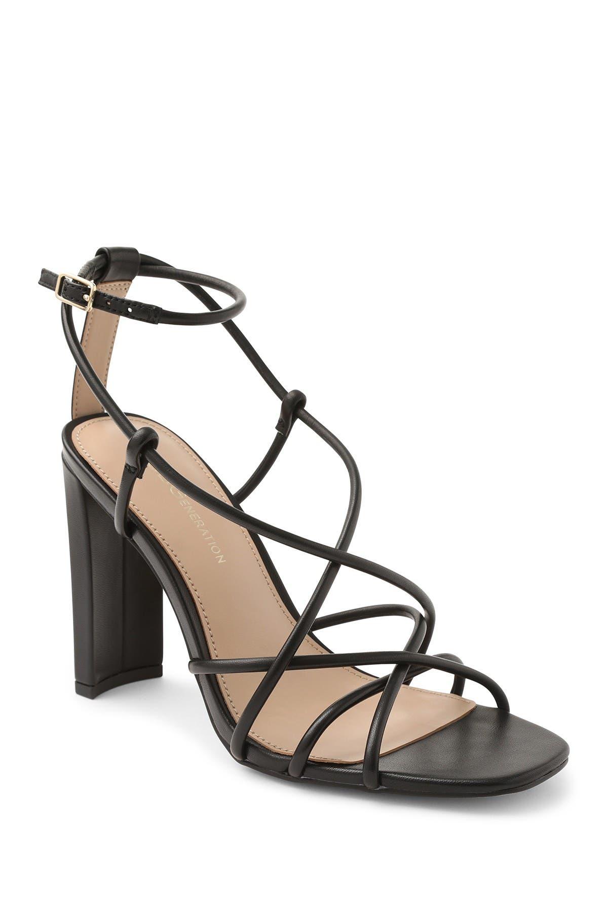 Image of BCBGeneration Wanni Ankle Strap Sandal