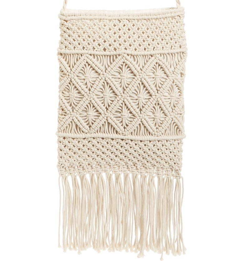 BP. Macramé Crossbody Bag, Main, color, NATURAL