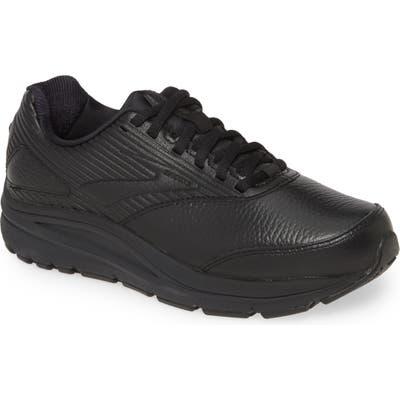 Brooks Addiction 2 Walking Shoe, Black
