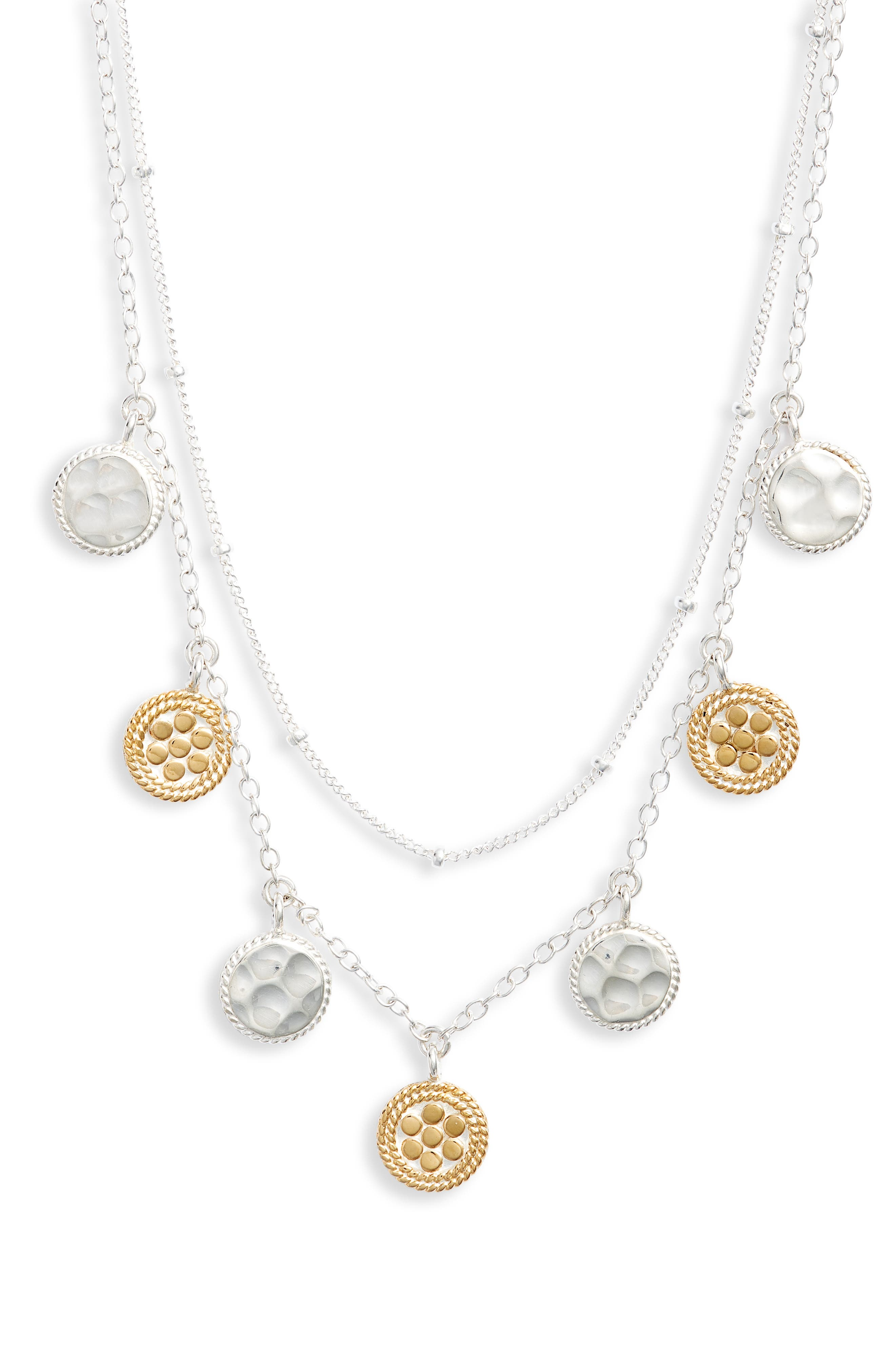 Layered Collar Necklace