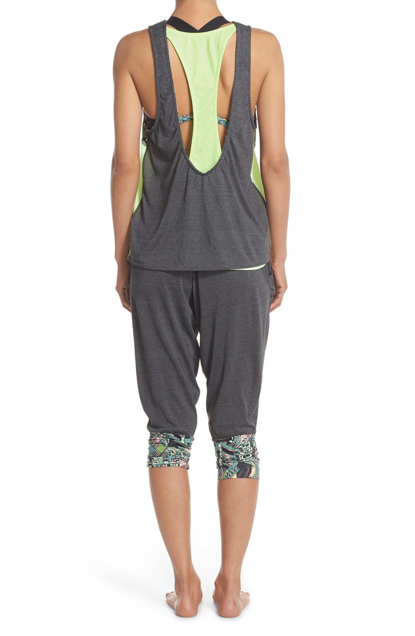203742b3f902c Maaji 'Sea Breezy' Crop Yoga Pants | Nordstrom