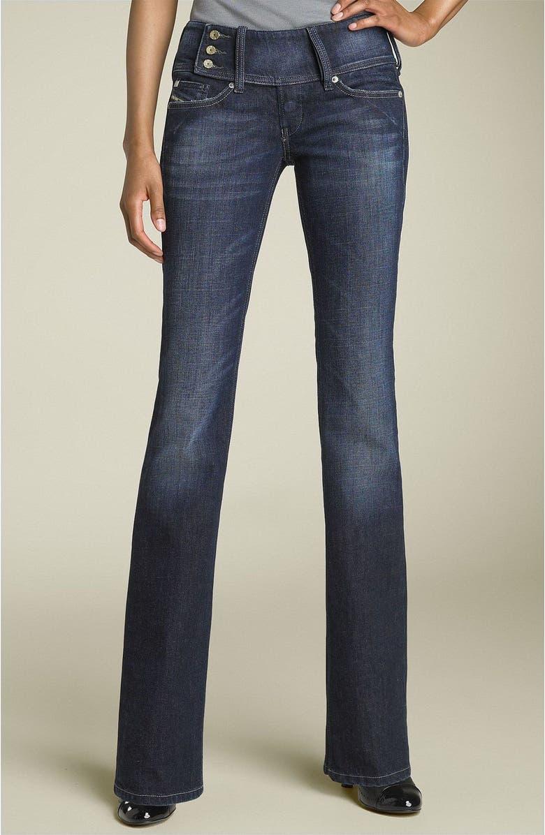 d1ed3d02 DIESEL® 'Cherock' Stretch Denim Trousers | Nordstrom